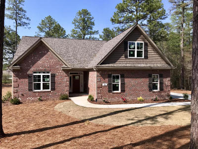 Pinehurst NC Single Family Home Active/Contingent: $334,900