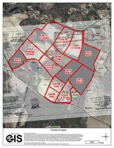 Carthage Residential Lots & Land For Sale: Lot 5a Union Church Road