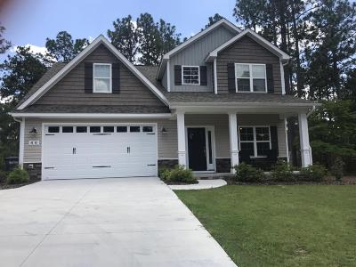 Pinehurst Single Family Home For Sale: 40 Fox Run Road