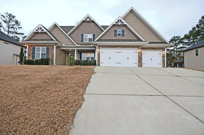 Cameron Single Family Home Active/Contingent: 149 Spring Flowers Drive