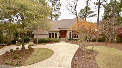 Moore County Single Family Home For Sale: 118 St. Mellions Drive