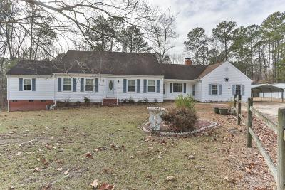 Single Family Home For Sale: 185 Gibson Drive