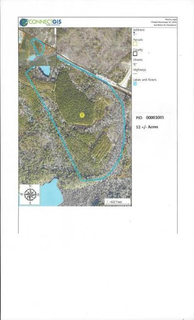 Cameron NC Residential Lots & Land Active/Contingent: $225,000