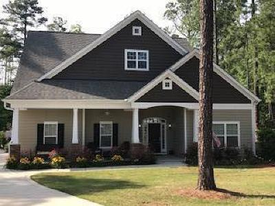 Legacy Lakes Single Family Home Active/Contingent: 165 Leesville Loop