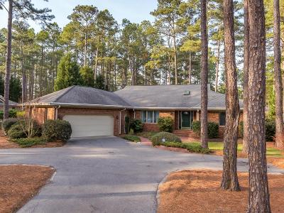 Whispering Pines Single Family Home For Sale: 32 Birdie Drive
