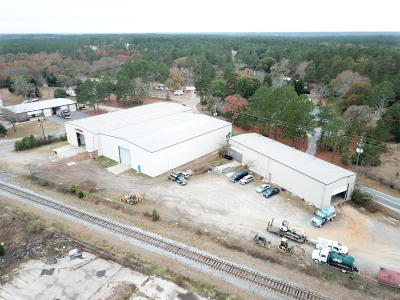 Moore County Commercial For Sale: 4216 Nc-73