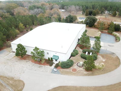 Moore County Commercial For Sale: 5417 Nc 211 Hwy