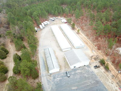 Moore County Commercial For Sale: 5063 Nc 211 Highway