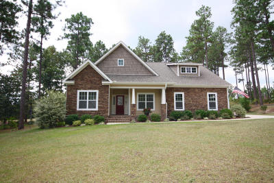 Whispering Pines Single Family Home Active/Contingent: 416 Ave Of The Carolinas