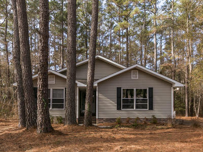 Vass Single Family Home For Sale: 626 Riverbirch Road