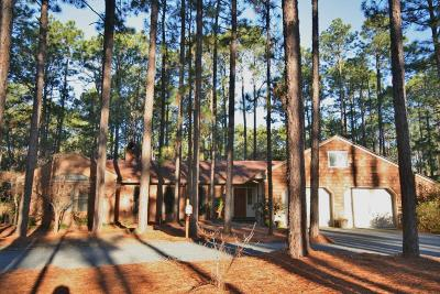 Southern Pines Single Family Home Active/Contingent: 410 Fairway Drive