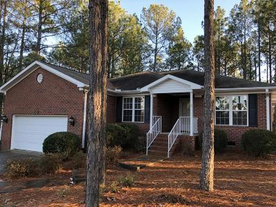 Pinehurst Single Family Home Active/Contingent: 2 Old Hunt Place
