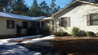 Pinehurst, Raleigh, Southern Pines Rental Rented: 1 Surry Lane