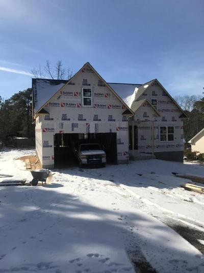 Pinehurst Single Family Home Active/Contingent: 5 E Lake View Drive