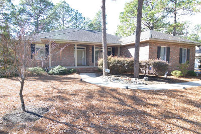 Pinehurst Single Family Home For Sale: 8 Juniper Creek Boulevard