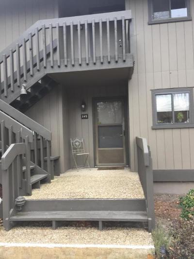 Pinehurst, Raleigh, Southern Pines Condo/Townhouse Sold: 250 Sugar Gum Lane #145