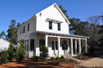 Southern Pines Single Family Home For Sale: 180 E Delaware Avenue
