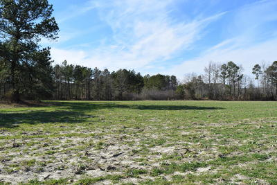 Cameron Residential Lots & Land Active/Contingent: 1090 Bryant Road