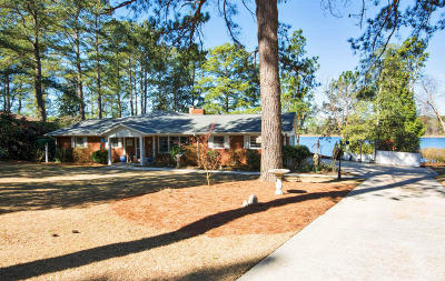 Whispering Pines Single Family Home For Sale: 22 Pine Ridge Drive