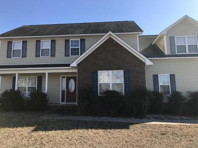 Cameron Single Family Home For Sale: 155 Checkmate Court