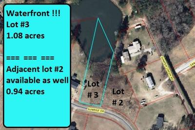 Residential Lots & Land For Sale: Lot 3 Sunrise Drive