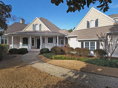 Southern Pines Single Family Home Active/Contingent: 342 Magnolia Circle