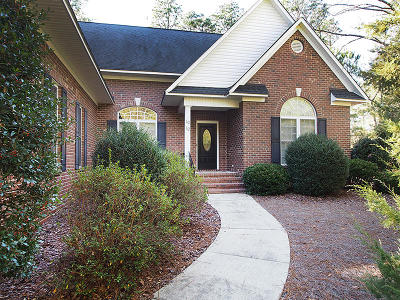 Pinehurst Single Family Home For Sale: 1010 Morganton Road