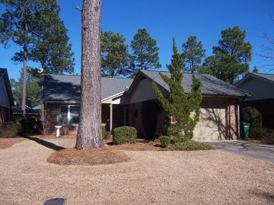 Pinehurst NC Single Family Home Active/Contingent: $179,900