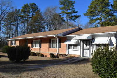 Cameron Single Family Home For Sale: 1592 Red Hill Road