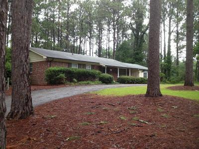 Moore County Rental For Rent: 430 Crestview