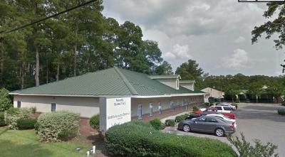 Moore County Commercial For Sale: 655 S Bennett Street #1