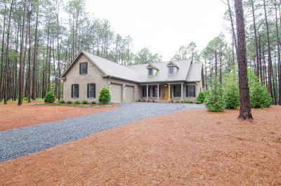 Pinehurst NC Single Family Home For Sale: $489,900