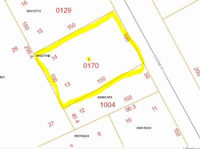 Residential Lots & Land For Sale: Eugene Street