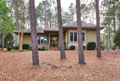 Pinehurst Single Family Home Active/Contingent: 23 Kilbride Drive