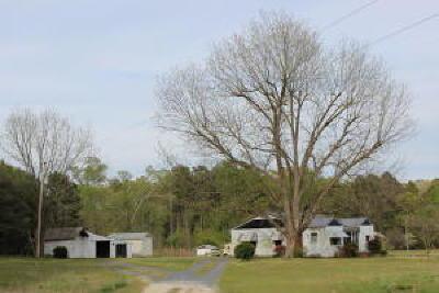Cameron Single Family Home For Sale: 469 Monroe Road