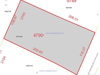Residential Lots & Land For Sale: 138 E Devonshire Avenue