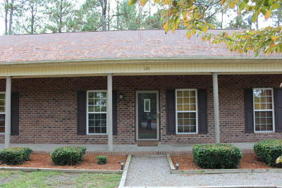 Moore County Rental For Rent: 120 E Delaware Ave