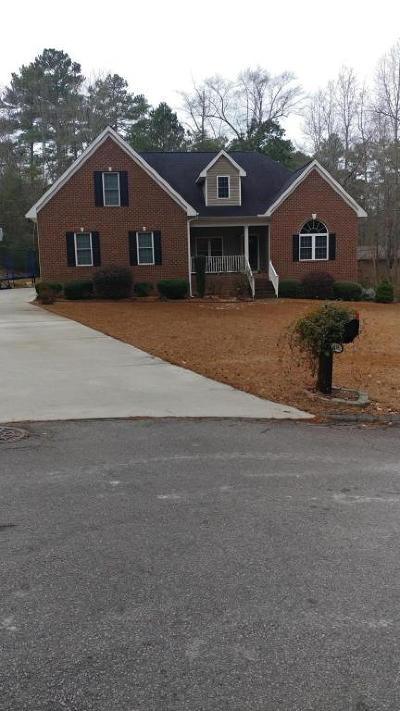 Pinehurst, Raleigh, Southern Pines Single Family Home Sold: 110 Turnwell Place