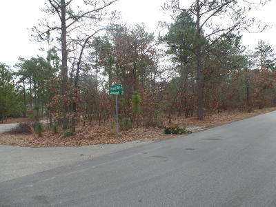 Southern Pines Residential Lots & Land Active/Contingent: Longleaf Rd.