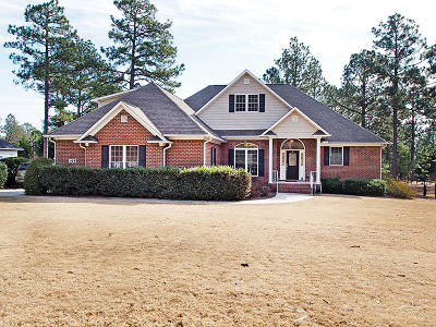 West End Single Family Home For Sale: 155 Longleaf Drive