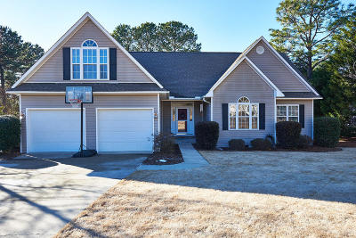 Whispering Pines Single Family Home Active/Contingent: 134 Loden Drive