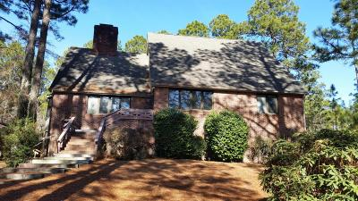 West End NC Single Family Home For Sale: $187,900