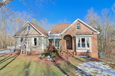 Carthage Single Family Home Active/Contingent: 919 Old River Road