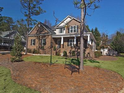 Pinehurst Single Family Home For Sale: 585 Burning Tree Road