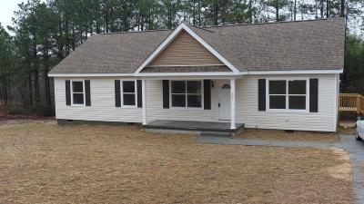 Vass Single Family Home For Sale: 305 Pickett Circle
