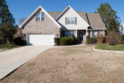 Pinehurst Single Family Home Active/Contingent: 140 S Diamondhead Drive