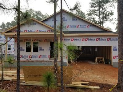 Southern Pines Single Family Home Active/Contingent: 119 Triple Crown Circle