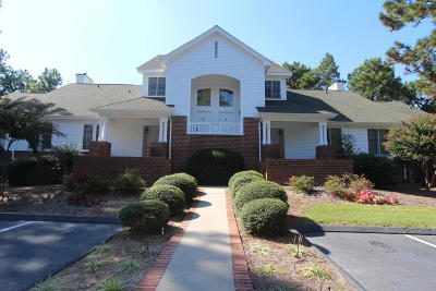 Southern Pines Condo/Townhouse For Sale: 20 Knoll Road