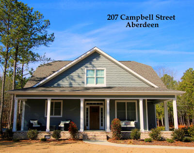 Single Family Home For Sale: 207 Campbell Street