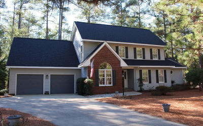 Pinehurst Single Family Home For Sale: 1 Norfolk Court